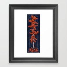 The Vision Tree Framed Art Print