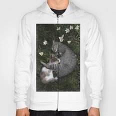 Sleep [A CAT AND A KITTEN] Hoody