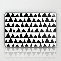 Playful Triangles Laptop & iPad Skin