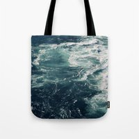 Whirling Tote Bag