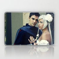 Sailor Moon - Prince Endymion and Princess Serenity Laptop & iPad Skin