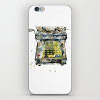 Vintage Cash iPhone & iPod Skin