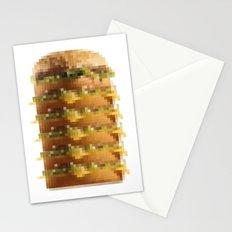 America Sensored:United States OF Burgerland Stationery Cards