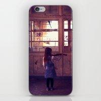 play my girl.. iPhone & iPod Skin