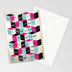 The Many Faces of Cute Stationery Cards