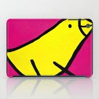 L. Bird iPad Case