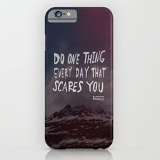 Scare Slim Case iPhone 6s