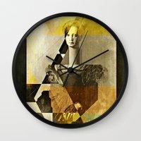 LucreziaV.9-Bronzino. Wall Clock