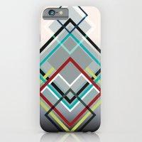 iPhone & iPod Case featuring Diamonds by AJJ ▲ Angela Jane Johnston