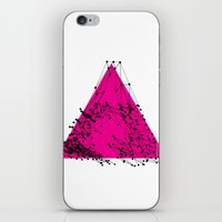 A (abstract geometrical type) iPhone & iPod Skin