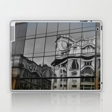 french architecture Laptop & iPad Skin