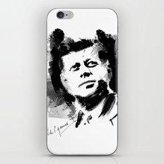 John F. Kennedy JFK iPhone & iPod Skin