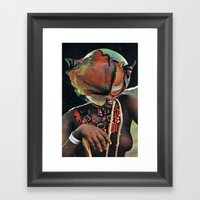 DNA Framed Art Print