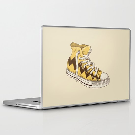 Chuck Laptop & iPad Skin