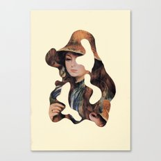 Renoir revisited Canvas Print