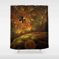 Götterdämmerung Shower Curtain