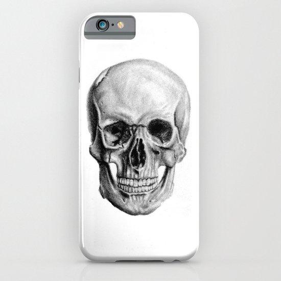 Graphite Skulls iPhone & iPod Case