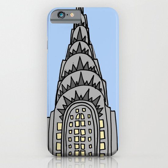 The Chrysler Building Would Look All Wrong in Nappa iPhone & iPod Case