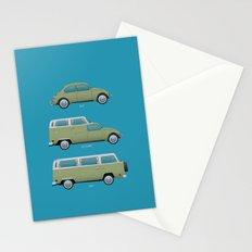 Beetle Camper Stationery Cards