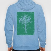 Green Tree Hoody