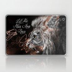 Let Me Hear You Roar! Laptop & iPad Skin