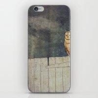Whoo Goes There? iPhone & iPod Skin