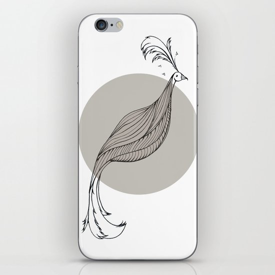 Unadorned iPhone & iPod Skin