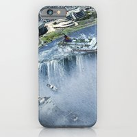 Earth Falls Away iPhone 6 Slim Case