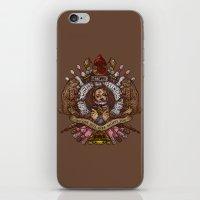 Murray Crest iPhone & iPod Skin