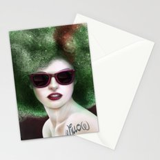 Willow Fro Stationery Cards