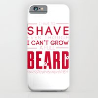 Beard iPhone 6 Slim Case