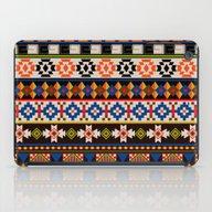Colourful Tribal Aztec P… iPad Case