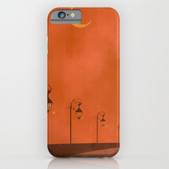 Dusk Lights iPhone & iPod Case