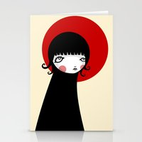 Redd Moon Stationery Cards