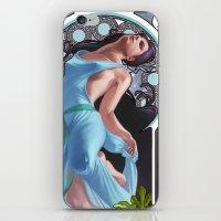 Zodiac Art Show - Pisces iPhone & iPod Skin