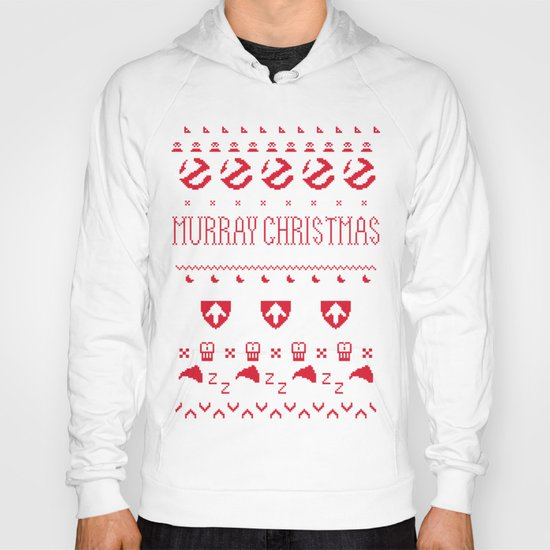 Murray Christmas Sweater Hoody