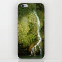 Li River Waterfall iPhone & iPod Skin