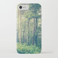 forest iPhone & iPod Cases featuring Inner Peace by Olivia Joy StClaire