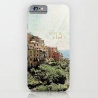 la vita è bella iPhone 6 Slim Case