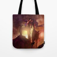 Luca Blight The Beast Of… Tote Bag