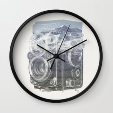Inside Of It Wall Clock