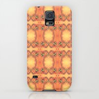 Galaxy S5 Cases featuring Ebola Tapestry-2 by Alhan Irwin by Microbioart