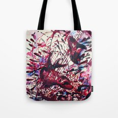 the hunt  Tote Bag