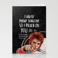 I Had To Phone Someone S… Stationery Cards