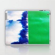 SKY/GRN Laptop & iPad Skin