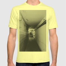 Stasi Imprisonment   Mens Fitted Tee Lemon SMALL