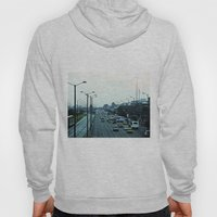 Streets, Cars And People… Hoody