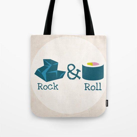 Rock&Roll Tote Bag