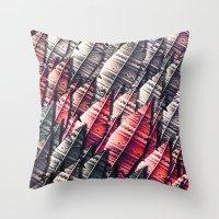 Feuervogel Throw Pillow