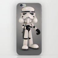 Skull Trooper iPhone & iPod Skin